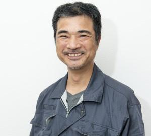竹内誠司  入社5年目